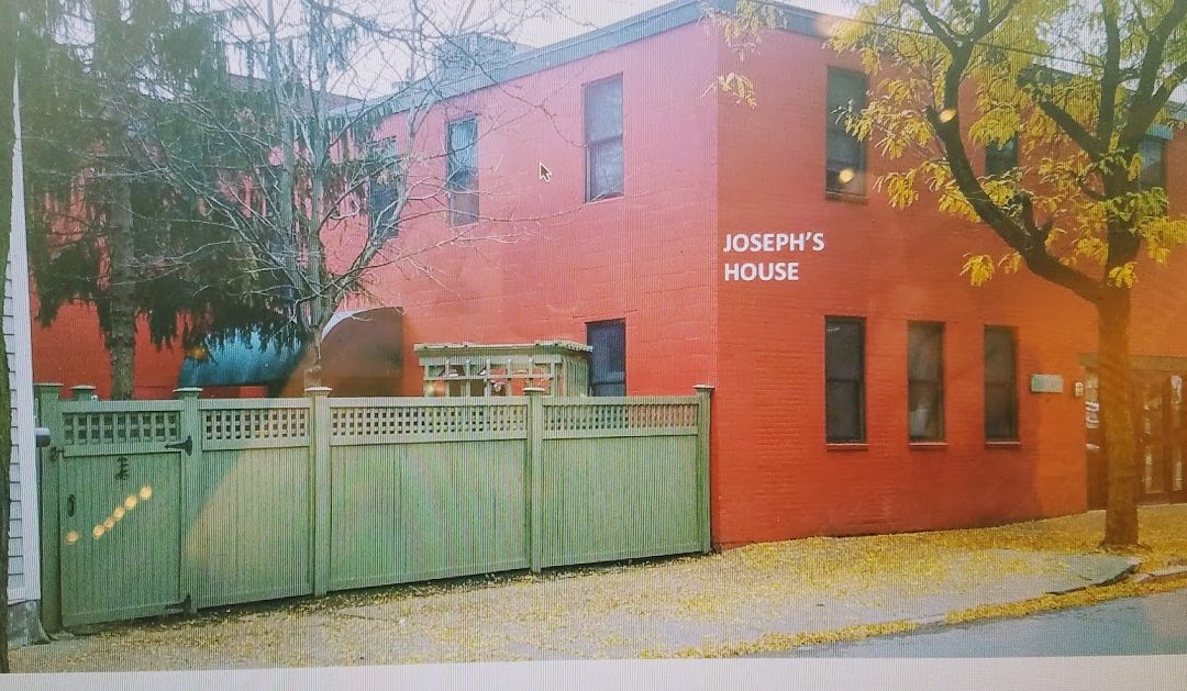 Joseph's House & Shelter and Courtyard (Troy) October 26, 2019